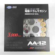 AA-12用 電動ドラムマガジン