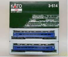 HOゲージ車両 客車|KATO