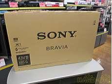 4Kチューナー内蔵43V型液晶テレビ SONY