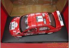 三菱 ランサー エボVII WRC優勝|AUTOart