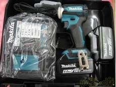 未使用品 充電式電動インパクトドライバー|MAKITA