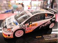 RAM398 CITROEN C4 WRC #11 2009 IXO
