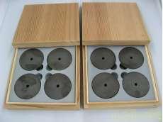 制振合金インシュレーター (8個入りセット)|KRIPTON