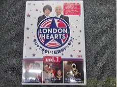 LONDON HEARTS  vol.1|株式会社 テレビ朝日