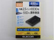 内蔵型SSD480GB|ELECOM