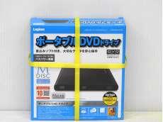 USB2.0ポータブルDVDドライブ LOGITEC