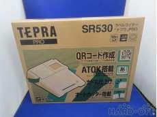 未使用  テプラ PRO SR530|KINGJIM