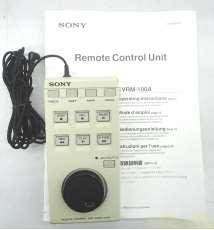 リモートコントロールユニット|SONY