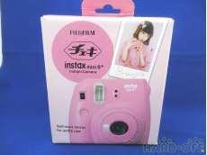 インスタントカメラ 『チェキ』 instax mini 8+(プラス)|FUJIFILM