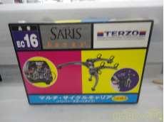 箱付き サイクルキャリア 2台積み用 TERZO