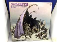NAZARETH ナザレス LP国内盤 HAIR OF THE DOG/人食い犬 