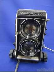 二眼レフ 中判フィルムカメラ ※ジャンク|MAMIYA