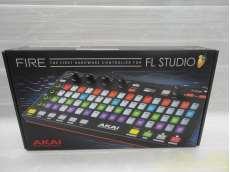 FIRE MIDIコントローラー fl studio AKAI