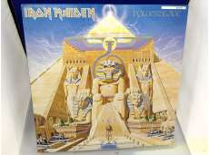 LP盤 Iron Maiden Powerslave|