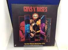 LD 洋楽 Guns N' Roses llusion World Tour Tok|
