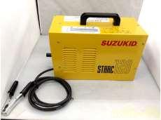 低電圧溶接機 スターク120 100v/200v 兼用交流機|SUZUKID