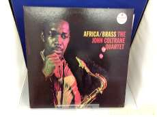 ohn Coltrane Quartet Africa Brass|Impulse