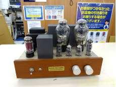 パワーアンプ(管球式) romantic glass amplifier SUNVALLEY