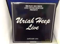 輸入盤 ドイツ盤 URIAH HEEP LIVE JANUARY 1973 2枚組 