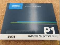 内蔵SSD 500GB M2|CRUCIAL