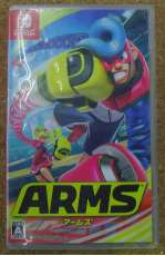 ARMS(アームズ)|NINTENDO