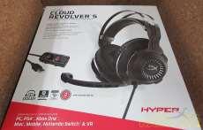 ゲーミングヘッドセット HYPER X