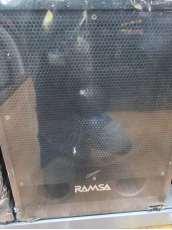 ウーファー 大型|RAMSA