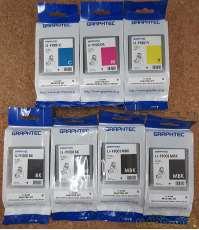 インクタンクセット GRAPHTEC