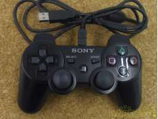 PS3コントローラー 黒 SONY