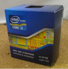 core i5 3570K INTEL