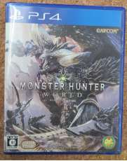 MONSTER HUNTER WORLD|CAPCOM