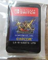 【ソフトのみ】モンスターハンターダブルクロス(switch)|CAPCOM