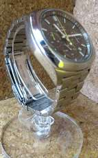 クオーツ時計 クロノグラフ|FACADE GREEN UNITED ARROWS
