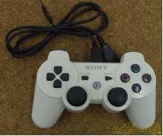 PS3コントローラー 白 SONY