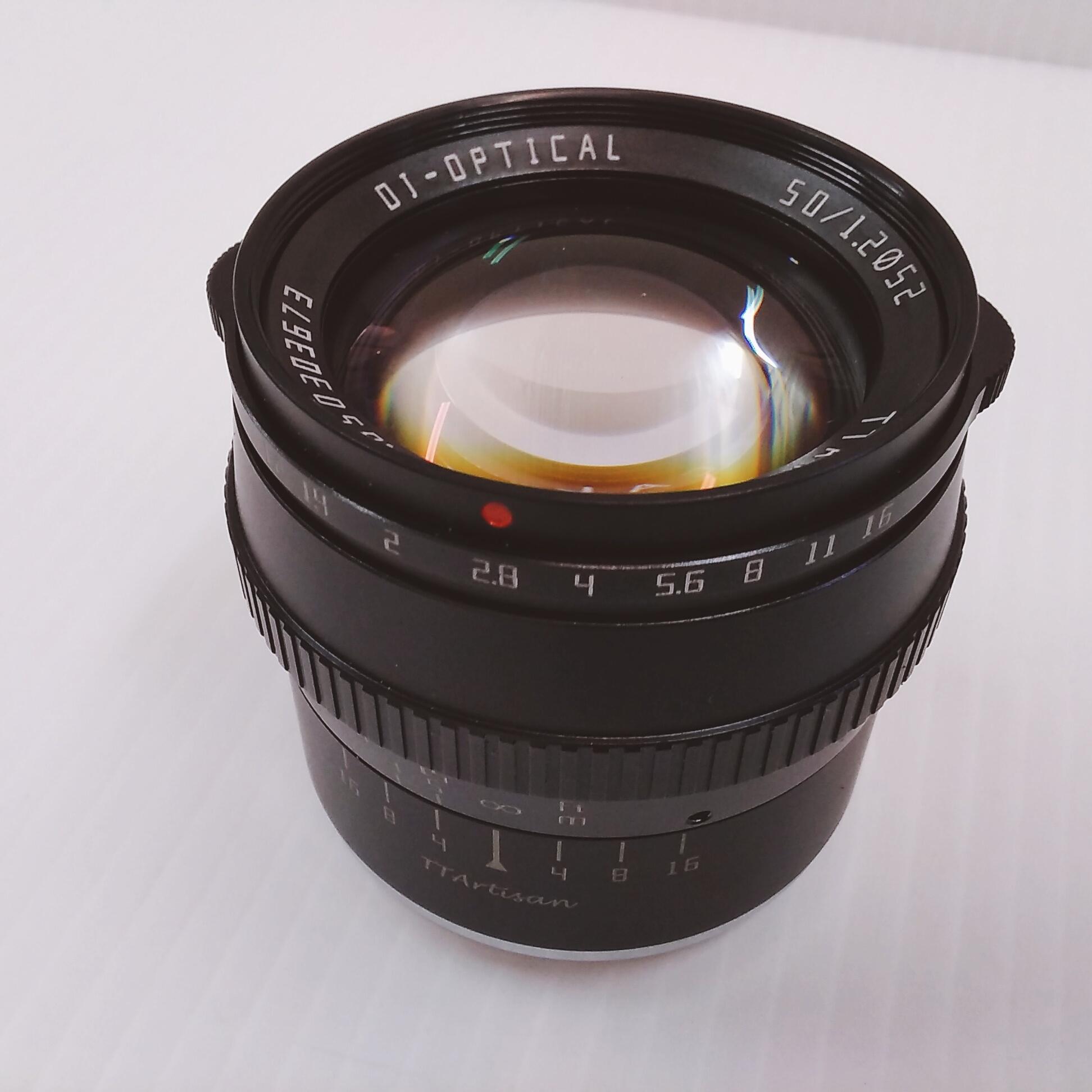 標準・中望遠単焦点レンズ|TTARTISAN