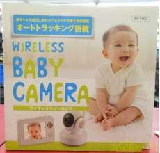 ワイヤレスベビーカメラ|トリビュート