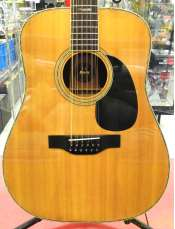 12弦アコースティックギター|MORRIS