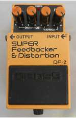 SUPER FEEDBACKER&DISTORTION