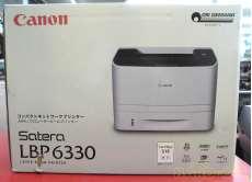A4対応モノクロレーザープリンター(※未開封品)|CANON
