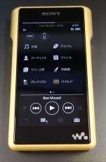 デジタルオーディオプレーヤー SONY