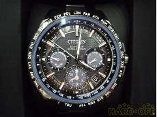 電波ソーラー腕時計|CITIZEN