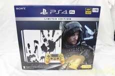 PS4Pro デスストランディング同梱版|SONY