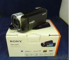 メモリービデオカメラ