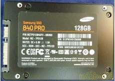 内蔵型SSD 128GB