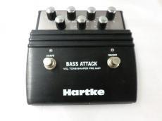 ベース用プリアンプ|HARTKE