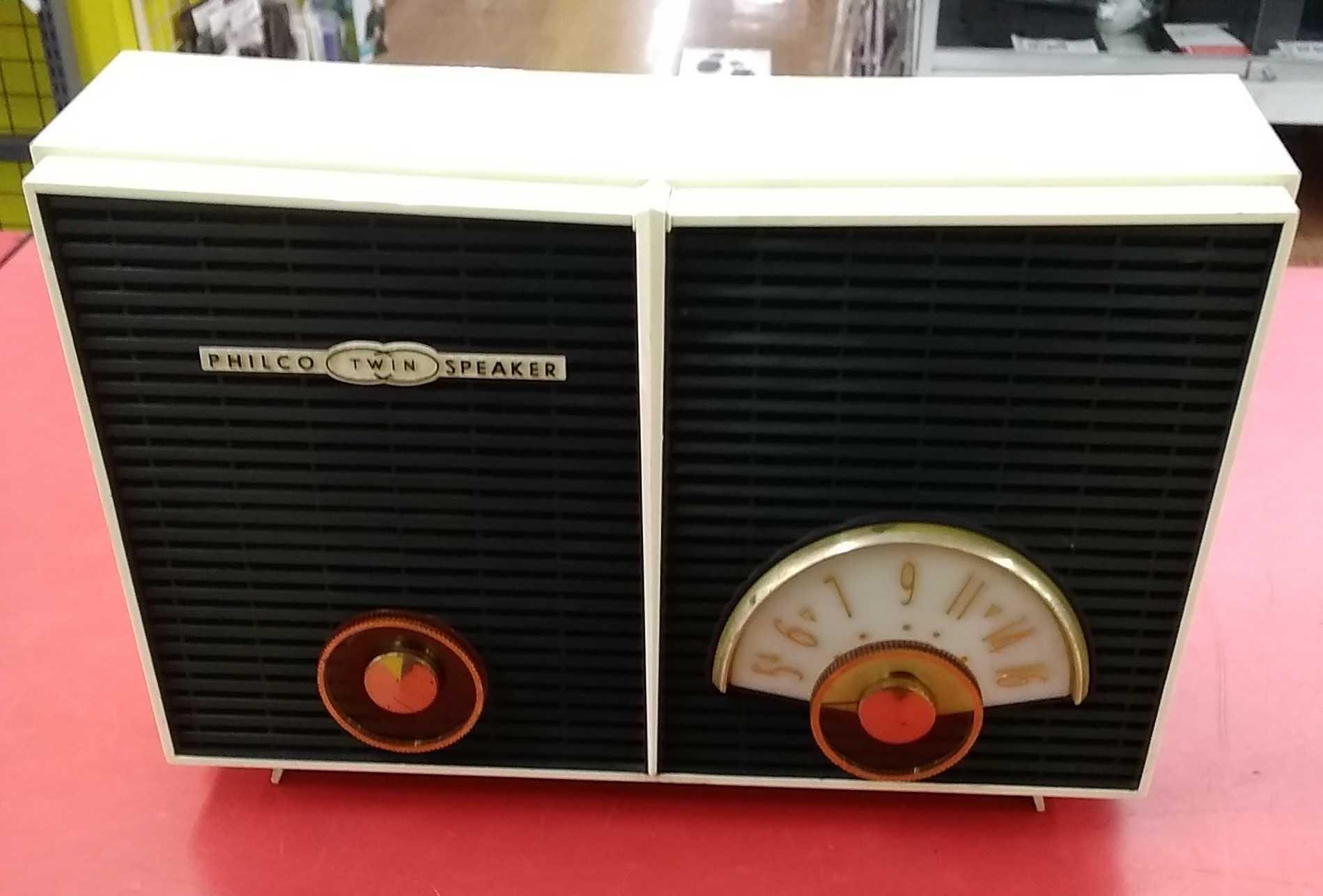 真空管ラジオ|PHILCO