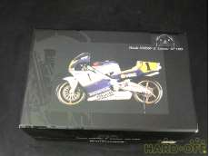 1/12 Honda NSR500 GP1989 Shell #1(ホワイト×ブルー|MINICHAMPS