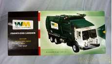 1:34スケール WM社 マック フロントエンド ローダー アメリカのゴミ回収車|FIRST GEAR