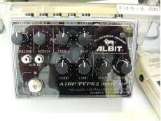 ALBIT ベースプリアンプ|ALBIT