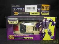 Crackup トランスフォーマー MX-13T|CRACKUP